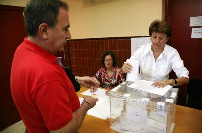 Las elecciones europeas en Málaga