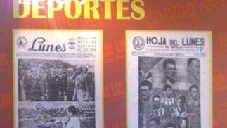 Estampas deportivas de mitad de siglo y triunfo del Betis en la Copa del 77.