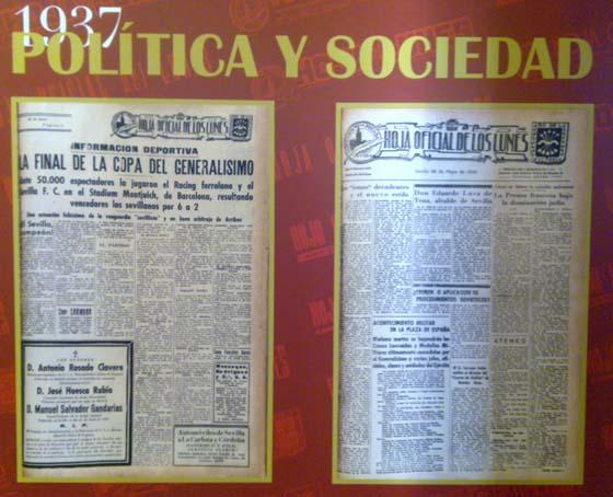 El triunfo del Sevilla en la Copa de España en La Hoja del Lunes.