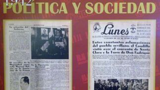 Dos portadas del año 1942.