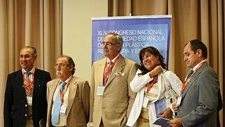 Congreso de Cirugía Plástica y Reparadora en el Palacio de Congresos de Cádiz.   Foto: Julio Gonzalez