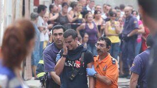 La Policía Nacional ha detenido a un varón, como posible autor   Foto: Paco Guerrero
