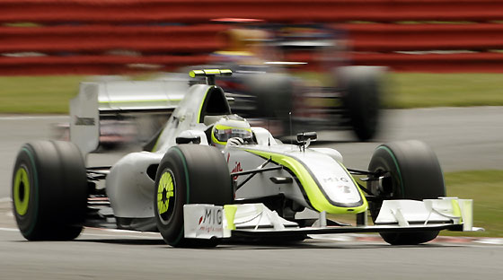 El piloto brasileño de Brawn GP Rubens Barrichello.  Foto: Reuters / Afp Photo