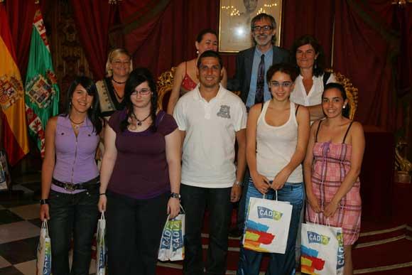 Diputación premia a alumnos de Cuarto de ESO de cuatro centros de la provincia