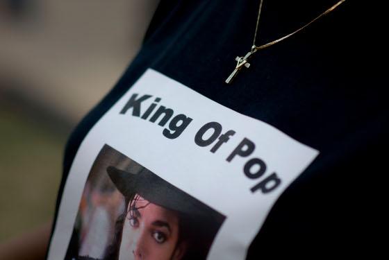 El mensaje más repetido para despedir a Jackson.  Foto: Reuters, Efe, Afp