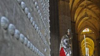 El paso de San Isidoro se atribuye a Pedro Duque Cornejo.  Foto: Juan Carlos Váquez