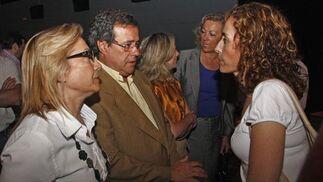 La alcaldesa de Benacazón, Juana María Carmona, convocó un Pleno extraordinario.  Foto: Belén Vargas