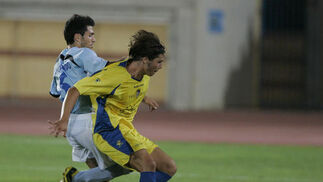Lolo Armario repitió titularidad en Copa tras su buen partido ante L´Hospitalet.   Foto: Javier Alonso