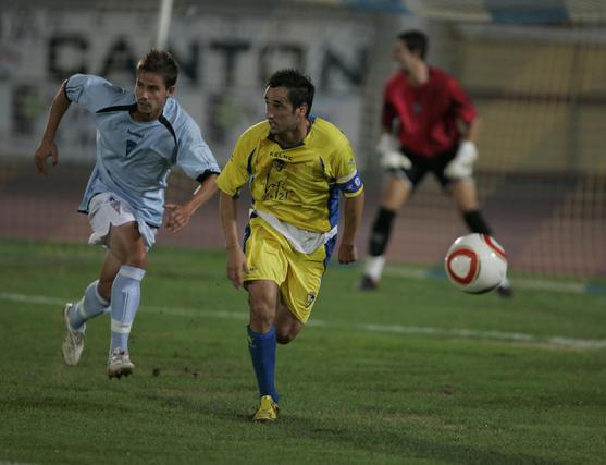 López Silva ejerció como capitán.   Foto: Javier Alonso