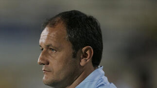 Vidakovic no lo veía claro.  Foto: Javier Alonso