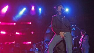 Joaquín Sabina presenta su disco 'Vinagre y rosas' en el auditorio Rocío Jurado. / Antonio PizarroJoaquín Sabina presenta su disco 'Vinagre y rosas' en el auditorio Rocío Jurado. / Antonio Pizarro
