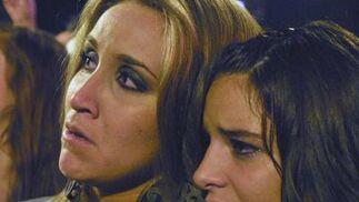 Lágrimas entre los fieles  Foto: Manuel Gomez