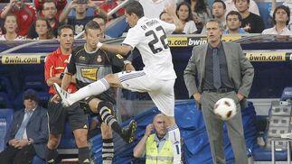 El Real Madrid gana al Espanyol en el Bernabéu. / EFEEl Real Madrid gana al Espanyol en el Bernabéu. /