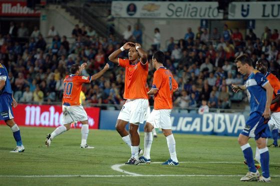 El Málaga gana su segundo partido de la temporada en Liga en casa del Getafe. / LOFEl Málaga gana su segundo partido de la temporada en Liga en casa del Getafe. / LOF