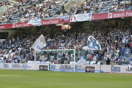 El Almería rompe su mala racha de principios de Liga al lograr ganar en La Coruña. / LOFEl Almería rompe su mala racha de principios de Liga al lograr ganar en La Coruña. / LOF