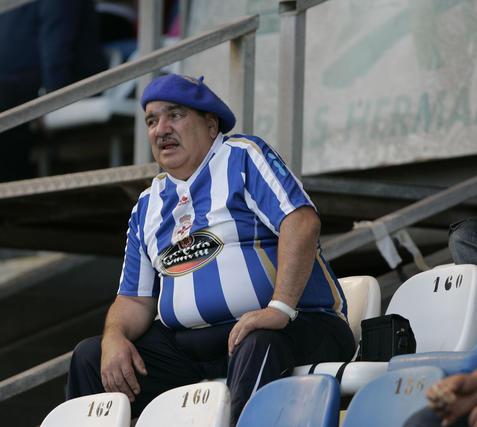 El Almería rompe su mala racha de principios de Liga al lograr ganar en La Coruña. / LOF