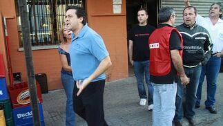 Foto: Óscar Barrionuevo, Rafael A. Butelo, Alguacil