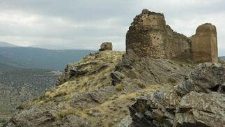 Ayuntamiento de Aldeire. Castillo de la Caba.