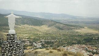 Ayuntamiento de Aldeire. Vista general.