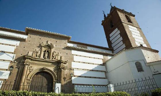 Ayuntamiento de Jerez del Marquesado. Iglesia de la Anunciación.