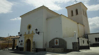 Ayuntamiento de Marchal. Iglesia.