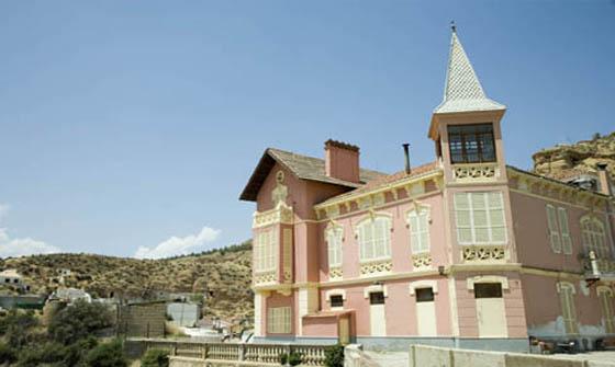 Ayuntamiento de Marchal. Palacio de los Gallardos o Casa Rosa.