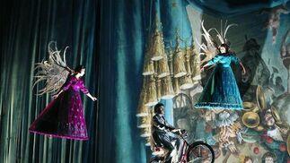 El Circo del Sol visita Sevilla el próximo 8 de septiembre con su nuevo espectáculo Corteo, que ya ha sido visto en 34 ciudades por más de cinco millones de espectadores.
