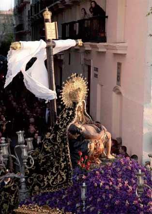 Obras finalistas para anunciar la Semana Santa 2011