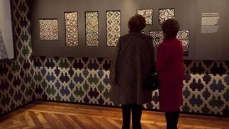 Presentación de la colección Carranza.  Foto: Jaime Martínez