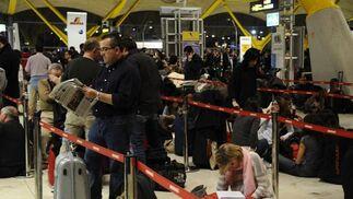 Aeropuerto de Barajas.  Foto: Afp Photo
