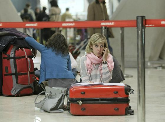 Aeropuerto de Barajas.  Foto: Efe