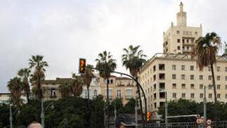 Imagen de los muchos participantes que han participado en el primer Maratón de Málaga.  Foto: Migue Fernández