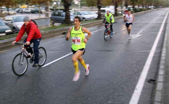 Primer Maratón de Málaga.  Foto: Migue Fernández