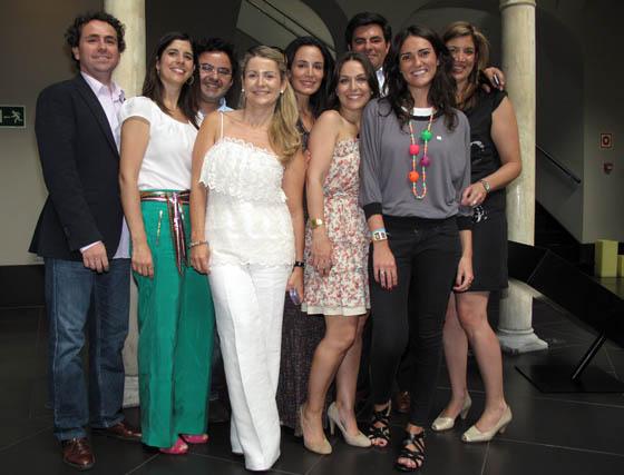 Equipo de Joly Digital, organizador del concurso.  Foto: Victoria Ramírez