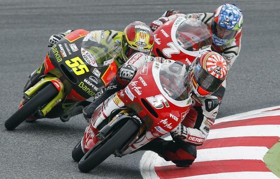 Nico Terol vence en Montmeló y sigue intratable en 125cc. / EFE