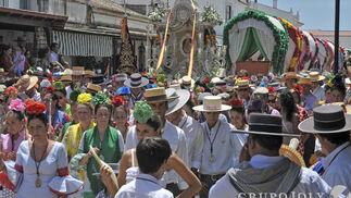 Hermandad de La Puebla del Río  Foto: Juan Carlos Vázquez