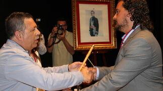 Fernando Macías (IU) toma el bastón de mando del Consistorio de Medina Sidonia