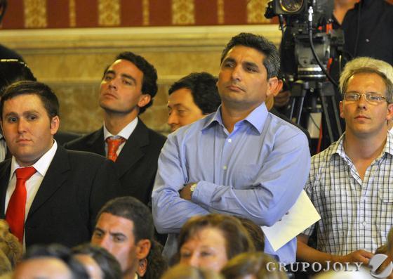 Juan José Cortés, entre el público.  Foto: Antonio Pizarro - Manuel Gómez