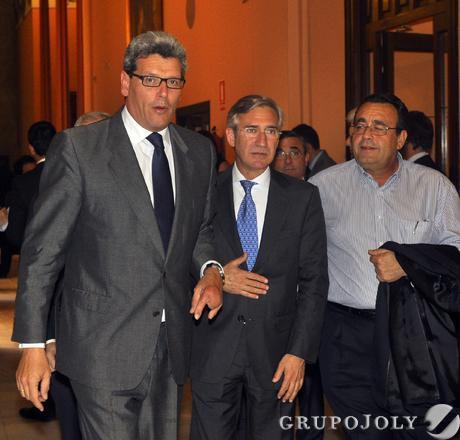 Ricardo Tarno, nuevo alcalde de Mairena del Aljarafe.  Foto: Antonio Pizarro - Manuel Gómez