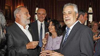 Torrijos y Griñán  Foto: Antonio Pizarro - Manuel Gómez