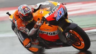 Casey Stoner.  Foto: AFP Photo