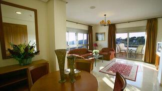 Imágenes de la web del Hotel Golf Campoamor de Alicante   Foto: M?ga Hoy