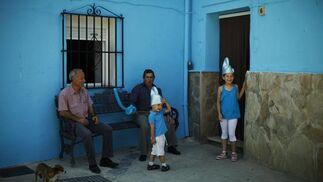Comienza la promoción de la película 'Los pitufos 3D'.   Foto: Jon Nazca / Reuters
