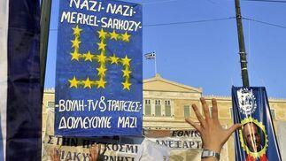 Atenas, Grecia  Foto: afp
