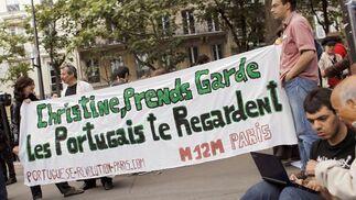 París, Francia  Foto: afp