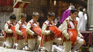 Baile de los seises  Foto: Victoria Hidalgo