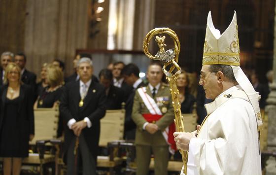 Misa del Corpus  Foto: Victoria Hidalgo