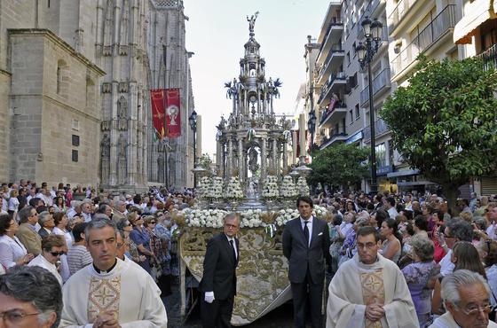 Procesión del Corpus  Foto: Juan Carlos Vazquez