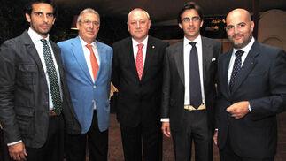 Premio del Club de Leones a José Manuel Soto