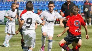 Real Madrid-Osasuna  Foto: Joaquin Pino
